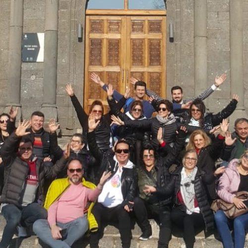 İzmir'den gelen misafirlerimiz